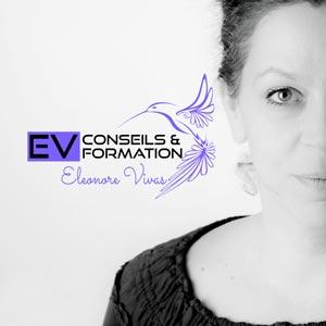 Eleonore VIVAS  Coach • Formatrice  pour Photographe Logo
